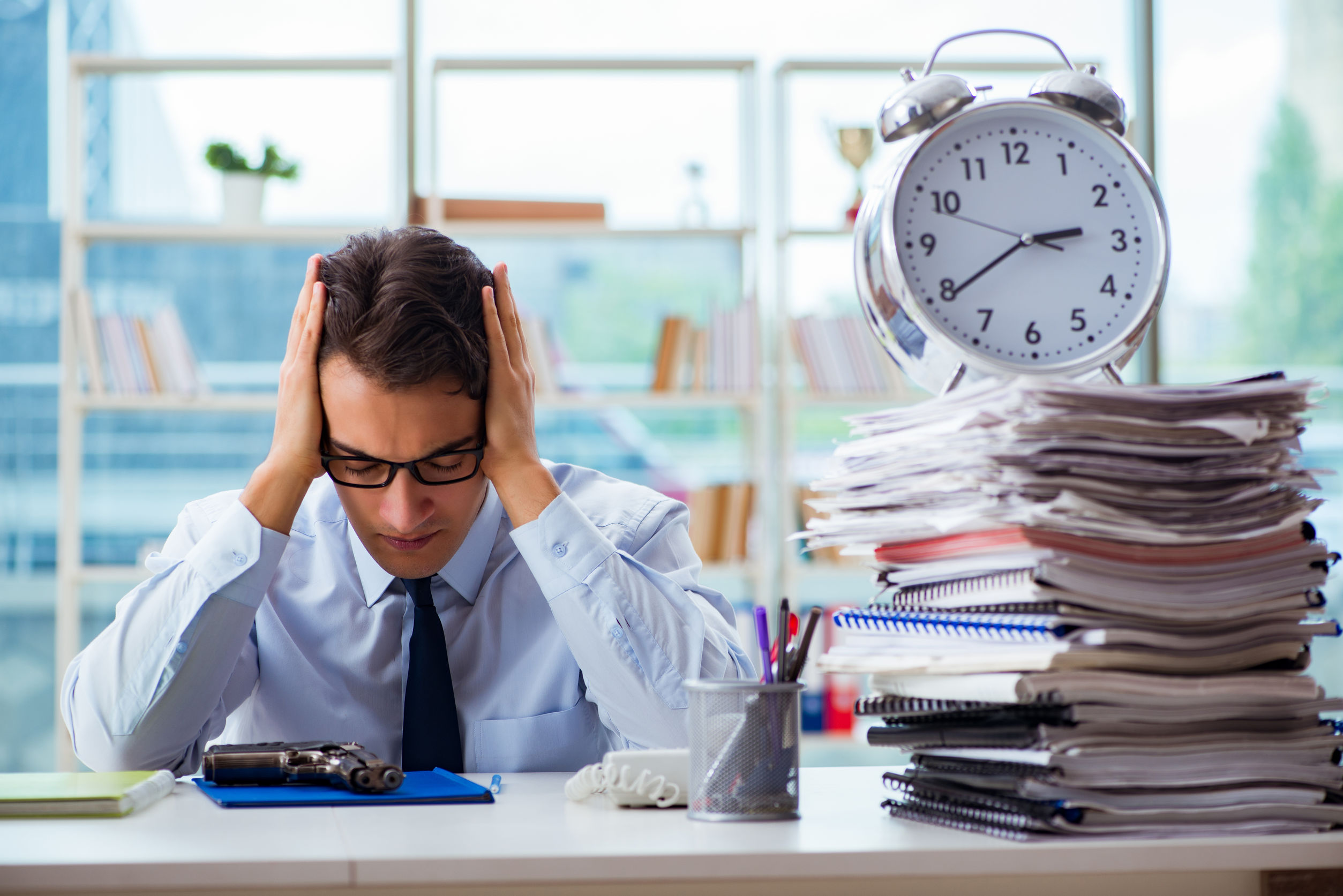 Procrastination Is The Thief of Time – A Few Tips On How To Stop Procrastinating